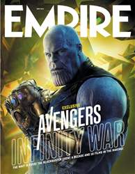 Empire issue May 2018