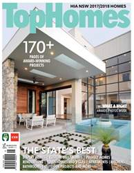 HIA Top Homes Magazine Cover