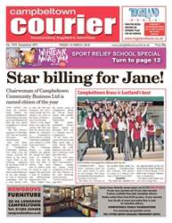 Campbeltown Courier issue 16 March 2018