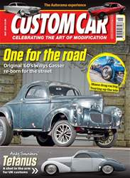 Custom Car issue May 2018