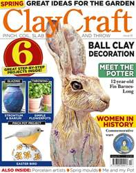 ClayCraft issue Issue 13