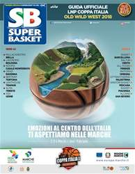 Superbasket issue Marzo 2018