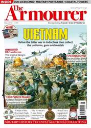 The Armourer issue May 2018 - VIETNAM SPECIAL