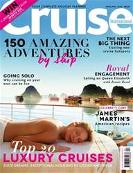 Cruise International issue April/May 18