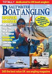 Saltwater Boat Angling issue Apr-18