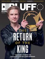 Bluff Europe March 2018 issue Bluff Europe March 2018