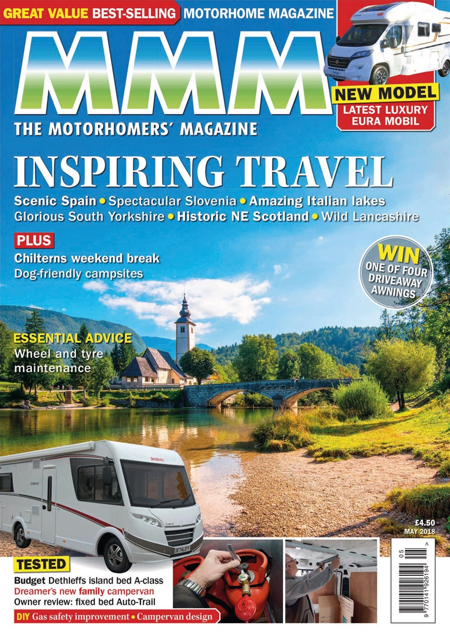 387ab314f6 MMM magazine - The Inspiring Travel issue - May 2018 Subscriptions ...
