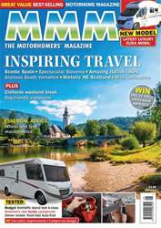 MMM magazine issue The Inspiring Travel issue - May 2018