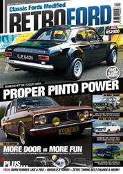 Retro Ford issue April 2018