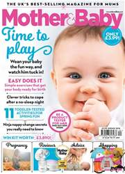 Mother & Baby Magazine Cover