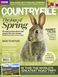 Countryfile Magazine issue April 2018