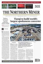 The Northern Miner issue Vol. 104 No. 6