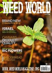 Weed World issue WW 134