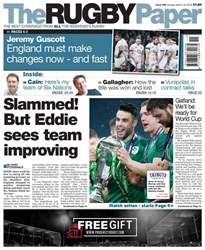 The Rugby Paper issue 18th March 2018