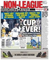 The Non-League Football Paper issue 18th March 2018