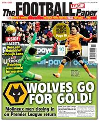The Football League Paper issue 18th March 2018