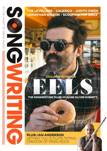 Songwriting Magazine issue Spring 2018