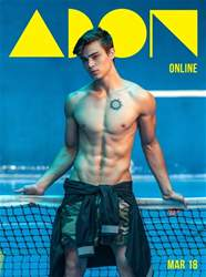 Adon Magazine issue Adon Magazine March 2018