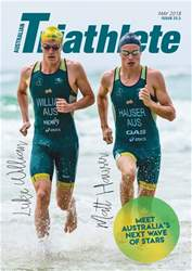 Australian Triathlete issue May 2018