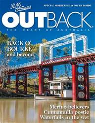 OUTBACK 118 issue OUTBACK 118