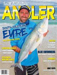 SA Angler April May 2018 #241 issue SA Angler April May 2018 #241