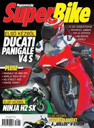 Superbike Hungary issue Apr-18