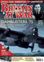 Britain at War Magazine issue   April 2018
