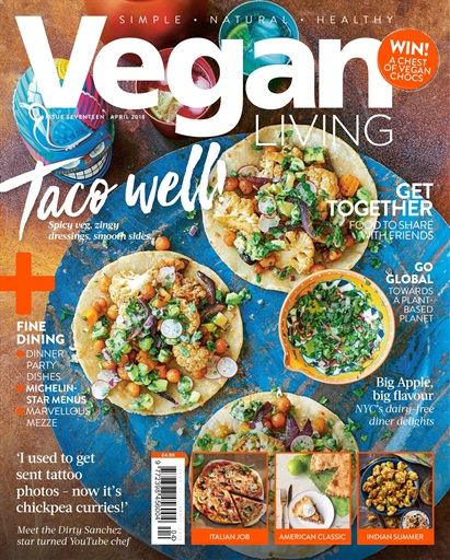 Vegan Living Uk Magazine