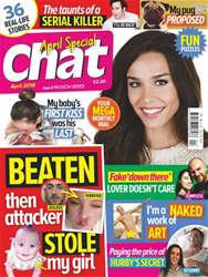 Chat Specials issue April Special