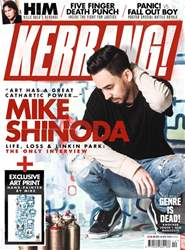 Kerrang issue 24/03/2018