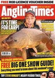Angling Times issue 20th March 2018
