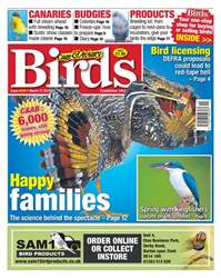 Cage & Aviary Birds issue 21st March 2018