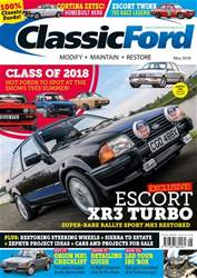 Classic Ford issue May 2018