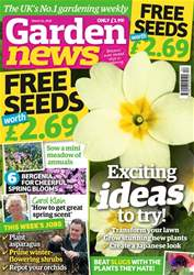 Garden News issue 24th March 2018