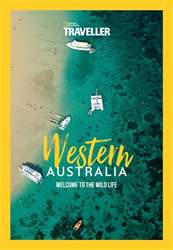 National Geographic Traveller (UK) issue Western Australia 2018