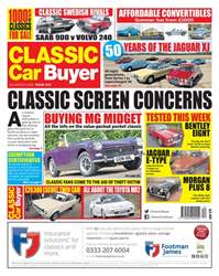 Classic Car Buyer issue 21st March 2018