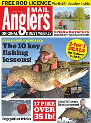 Anglers Mail issue 20th March 2018