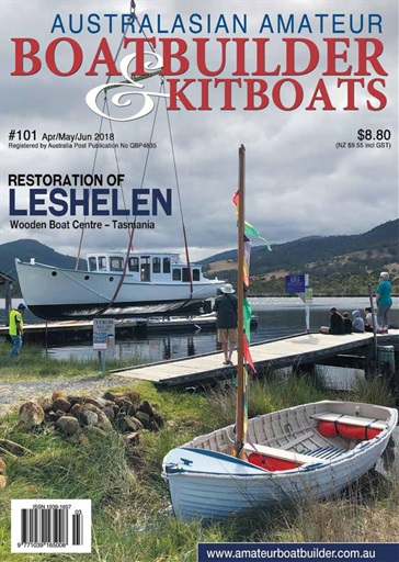 Australian Amateur Boat Builder Digital Issue