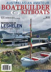 Australian Amateur Boat Builder issue AABB 101