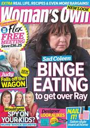 Womans Own issue 26th March 2018
