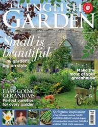 The English Garden issue Spring 2018