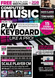 Computer Music issue May 2018