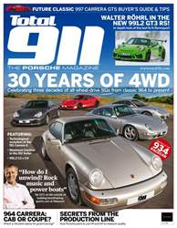 Total 911 Magazine Cover