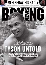 Boxing News issue 20/03/2018