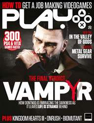 Play issue Issue 292