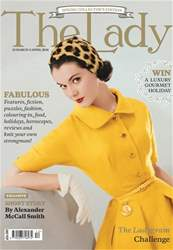 The Lady issue 23 March 2018