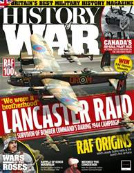 History of War issue Issue 53