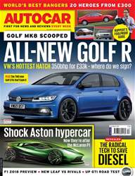 Autocar issue 21st March 2018