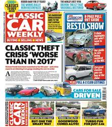 Classic Car Weekly issue 21st March 2018
