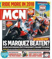 MCN issue 21st March 2018